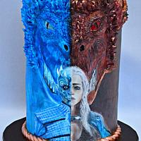 Game of Thrones Ice King vs Dany