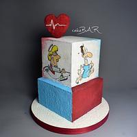 crazy nurse :)