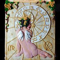 Colaboracion Cake Horoscopos....Virgo !!!