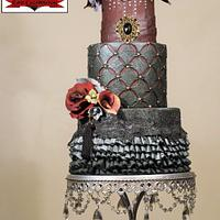 Mena - The Penny Dreadful Cake Collaboration