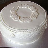 Simple cake by Anka