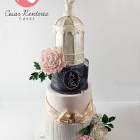 VINTAGE CAKE WEDDING