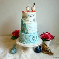 Engagement cake :) 'CPC Nemo Collaboration'