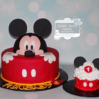 Mickey Mouse 1st Bday