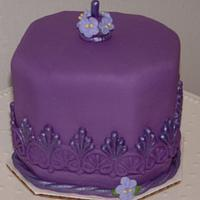 Love Purple by Susan Drennan