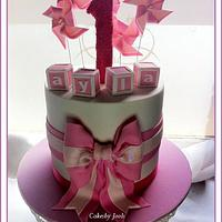 Ayla's 1st Birthday