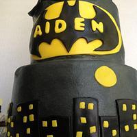 Aiden's Batman