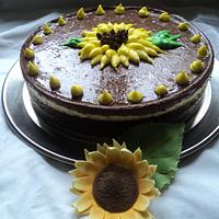 Multi-layer cheesecake