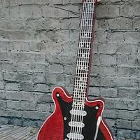 Red Special guitar
