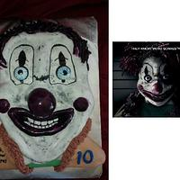 Poltergeist 2015 Clown