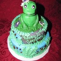 Jenny Frog