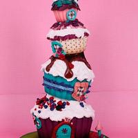 Sweet cake <3