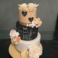 Extraordinare cake