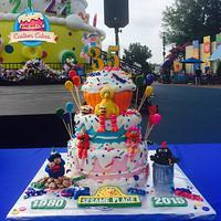 Sesame Place Cake 2.0