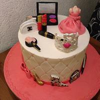 Fashionette cake