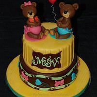 teddy bears for twins