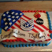 Promotion Cake by Claudia Amezcua