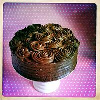 retro chich by Olivia's Bakery