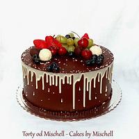 Chocolate and drip cakes ...