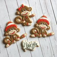 Cookies for my monkeys