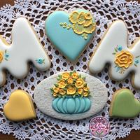 Mothers' Day Cookies
