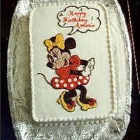 Mini Mouse Birthday