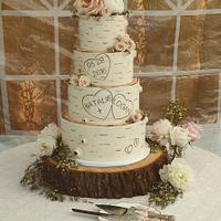 Birch Wedding