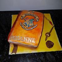 Birthdaycake for my cousin