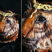 Tiger Queen Cake