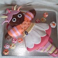 'Upsy Daisy' Cake