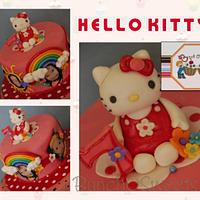 Hello Kitty Liean by BunchOSweets