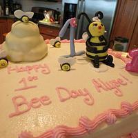 Bumblebee Topper by 308lara