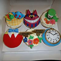 Mad Hatter's Tea Party by Truly Madly Sweetly Cupcakes