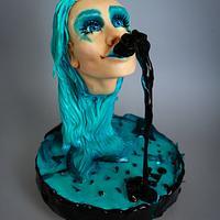 Aquarius @Zodiac Cake Challenge