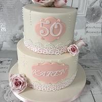 Flowery 50th