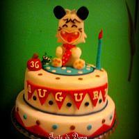 Spanke cake
