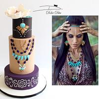 Couture Cakers Collaboration by Dolce Dita