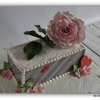 Big rose by claudia
