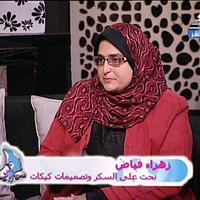 زهراء فياض - الفضائية المصرية