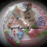dolce infermiera by Mary Ciaramella (Sugar Love & Passion)