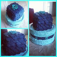 Petals & Ruffles (Frills) Cake
