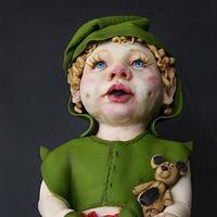 Baby Cristmas elf