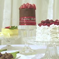 alternative dessert table