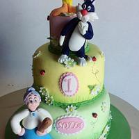 Cake Titti
