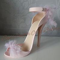 Feather Sugar Shoe