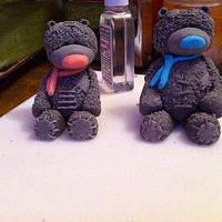 My bears by Samantha