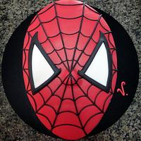 Spyderman Cake