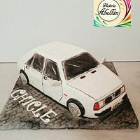 Tarta Lancia Delta