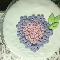 Blossom Foliage Cake