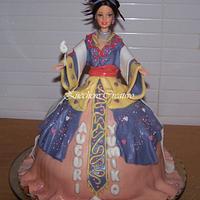 Princess Mulan by ZuccheroCreativo